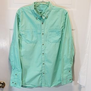 Paper Denim and Cloth Long Sleeve Button down top